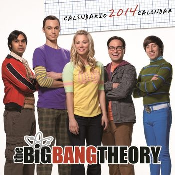 Calendar 2014 – BIG BANG THEORY Calendar 2017