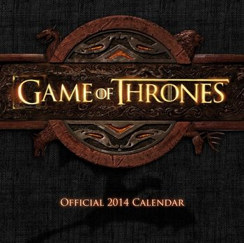 Calendar 2014 – GAME OF THRONES Calendar 2017