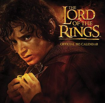 The Lord Of The Rings Calendar 2017