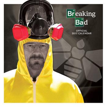 Calendario 2017 Breaking Bad