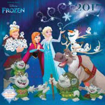 Calendar 2017 Frozen, el reino del hielo