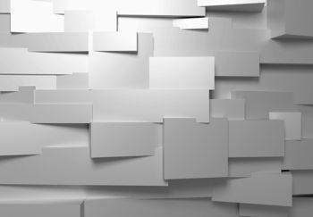 Carta da parati 3D-Wall