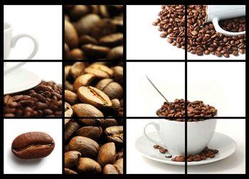 Carta da parati Caffè Caffè