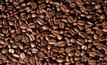 Carta da parati Chicchi di caffè