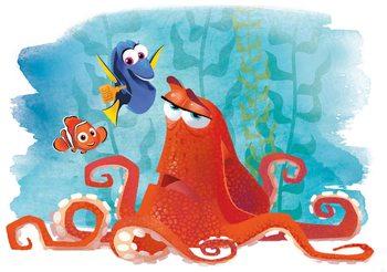 Carta da parati Disney Alla Ricerca di Nemo Dory