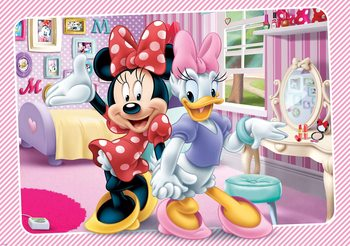 Carta da parati Disney Minnie Topolina