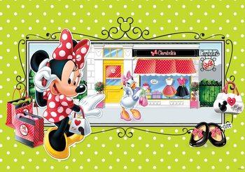 Carta da parati Disney Topolina - Minnie Mouse