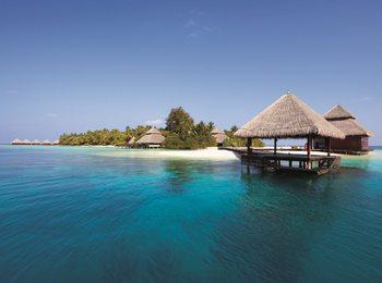 Carta da parati Paradise Island
