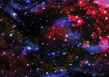 Carta da parati Space Stars
