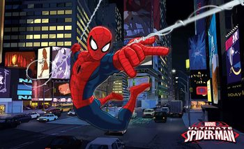 Carta da parati Spiderman Marvel