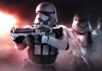 Carta da parati Star Wars Force Awakens