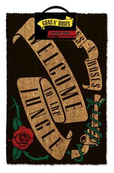 Dörrmatta Guns N' Roses - Welcome To The Jungle
