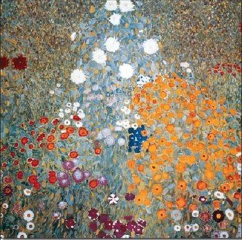 Flower Garden Reproduction d'art
