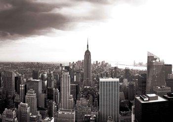 City New York Skyline Empire State Fotobehang