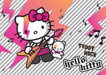 Hello Kitty Fotobehang