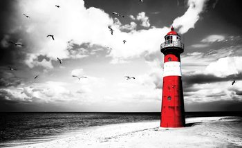 Lighthouse Fotobehang