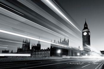 Londen - Big Ben Fotobehang