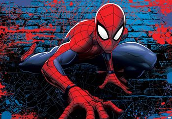 Marvel Spiderman (10587) Fotobehang