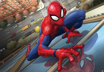 Marvel Spiderman (10591) Fotobehang