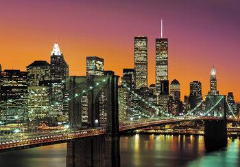 NEW YORK CITY   Fotobehang