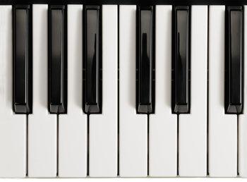 Piano - Keys Fotobehang