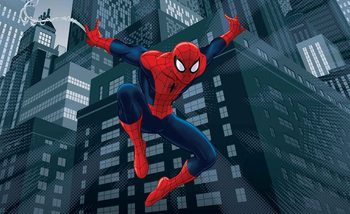 Spiderman Marvel Fotobehang