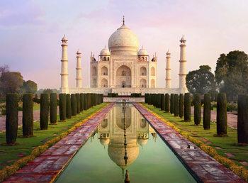 Taj Mahal Fotobehang