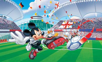 Fotomurale Disney Mickey Mouse