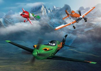 Fotomurale Disney Planes