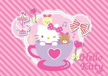 Fotomurale Hello Kitty