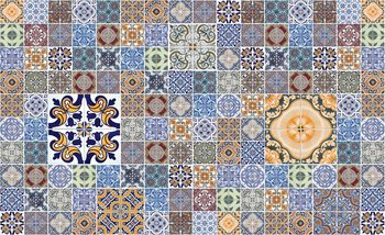 Fotomurale Pattern Abstract Vintage