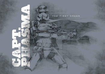 Fotomurale Star Wars El despertar de la fuerza x wing
