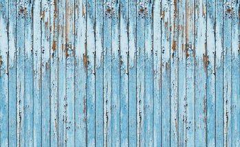 Fotomurale Tablones de madera