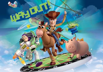 Fotomurale Toy Story Disney