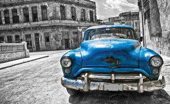 Fotomurale Vintage Car