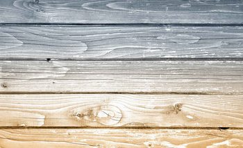 Fotomurale Wood Planks