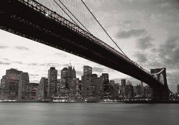 Brooklyn Bridge - New York Fototapet
