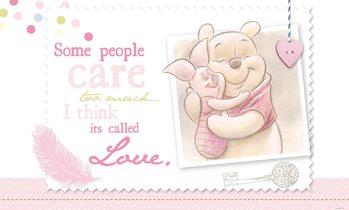 Disney Winnie Pooh Piglet Fototapet