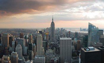 New York City Empire State Building Fototapet