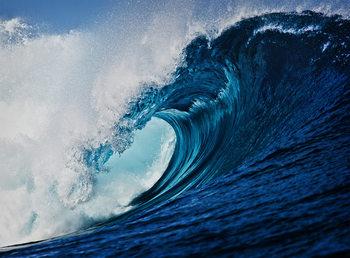 The Wave Fototapet
