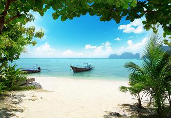 Phi Phi Island Fali tapéta