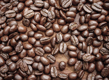 Kávové zrná Fototapeta