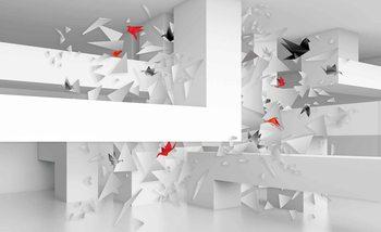 Abstrakt Kunst Fototapete