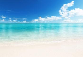 Der Strand Fototapete