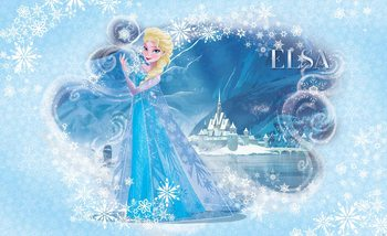 Disney Frozen Eiskönigin Elsa Fototapete