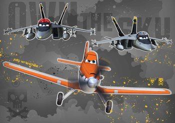Disney Planes Fototapete