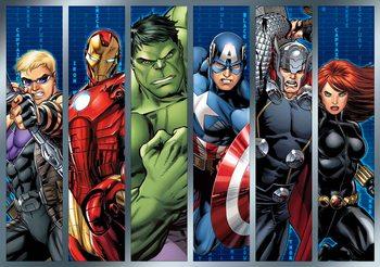 Marvel Avengers Fototapete