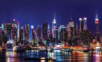 Stadt New York City  Fototapete