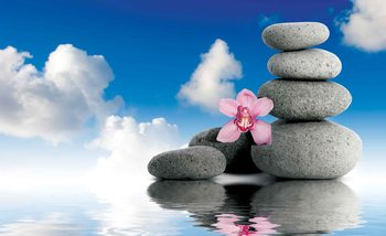 Zen Spa Serenity Fototapete