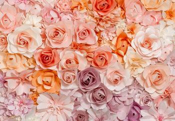 Blomster Fototapet